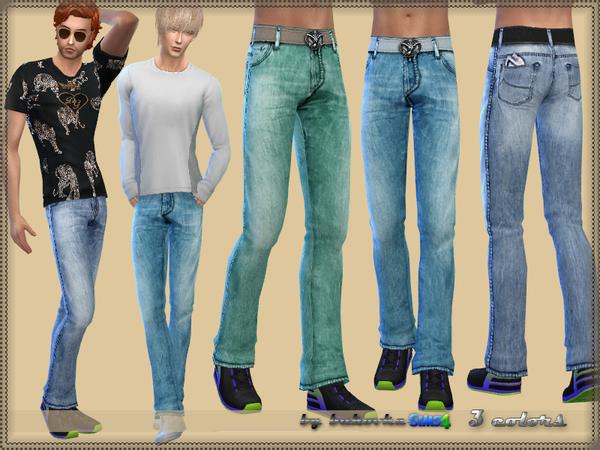 Pants Denim by bukovka at TSR image 1139 Sims 4 Updates