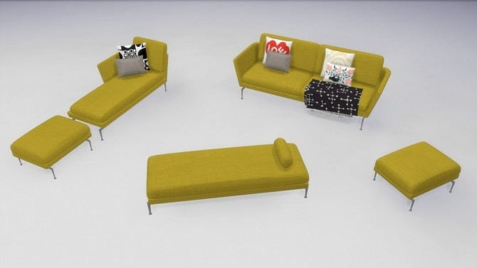 Sims 4 SUITA COLLECTION at Meinkatz Creations