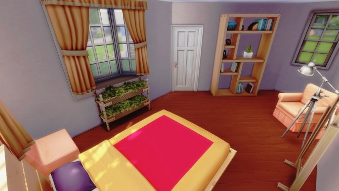 Sims 4 BUDGET STARTER HOME at BERESIMS