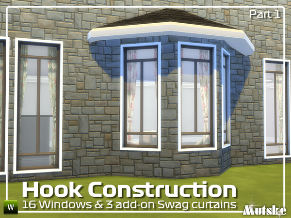 Hook Constructionset Part 1 by mutske at TSR image 12214 Sims 4 Updates