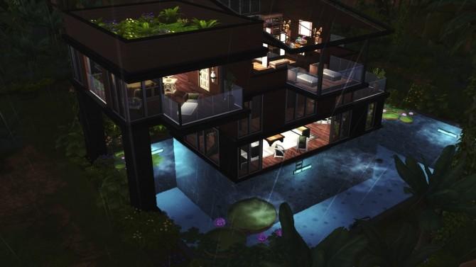 MODERN JUNGLE GETAWAY at BERESIMS image 1223 670x377 Sims 4 Updates