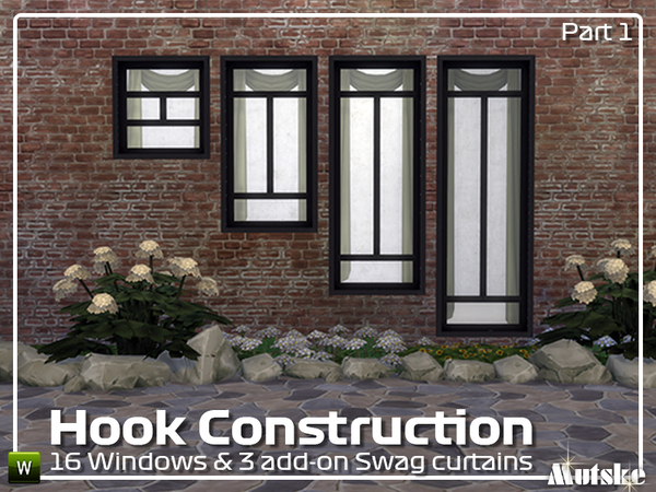 Hook Constructionset Part 1 by mutske at TSR image 12410 Sims 4 Updates