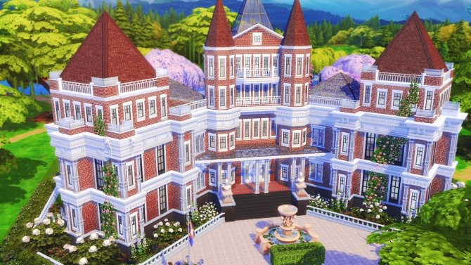 WILLOW CREEK PRIVATE SCHOOL at BERESIMS image 1272 670x377 Sims 4 Updates
