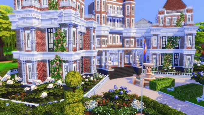 WILLOW CREEK PRIVATE SCHOOL at BERESIMS image 1282 670x377 Sims 4 Updates
