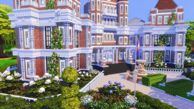 Sims 4 Schule