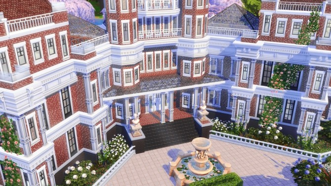 WILLOW CREEK PRIVATE SCHOOL at BERESIMS image 1292 670x377 Sims 4 Updates
