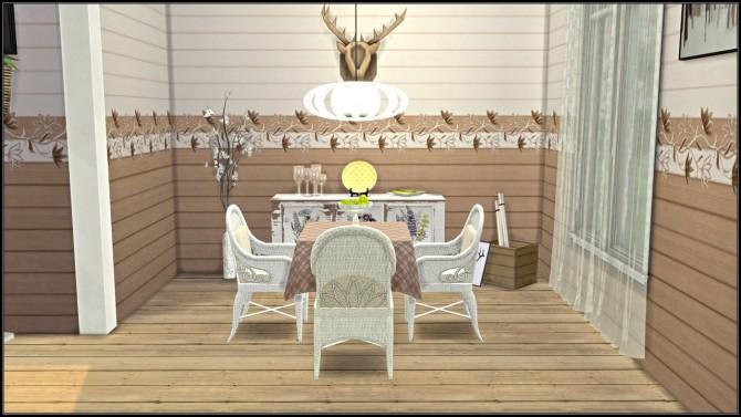 Wood Wall at TaTschu`s Sims4 CC image 1295 670x377 Sims 4 Updates