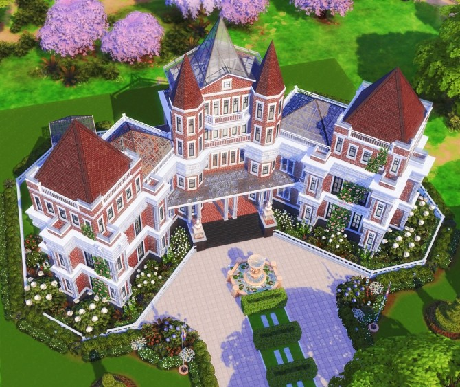 WILLOW CREEK PRIVATE SCHOOL at BERESIMS image 1302 670x563 Sims 4 Updates
