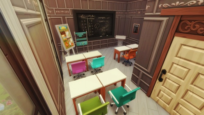 WILLOW CREEK PRIVATE SCHOOL at BERESIMS image 1322 670x377 Sims 4 Updates