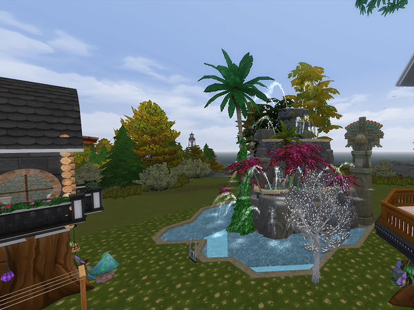Sims 4 Pixie House by Kefla013 at TSR