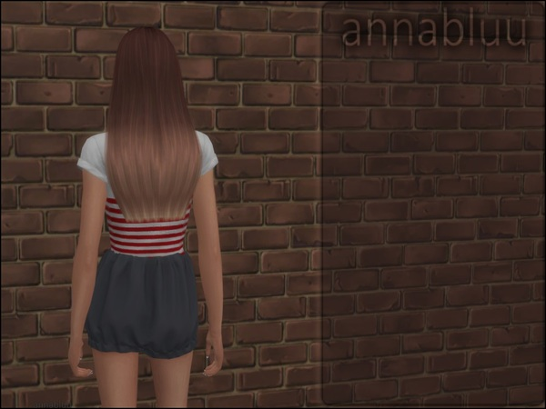 Soft Tube Skirt by Annabluu at TSR image 1330 Sims 4 Updates