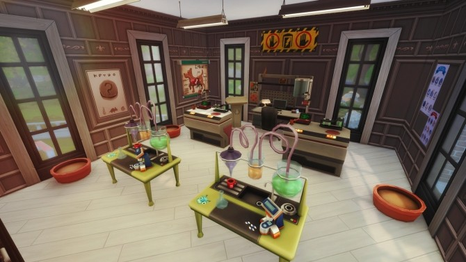 WILLOW CREEK PRIVATE SCHOOL at BERESIMS image 1332 670x377 Sims 4 Updates