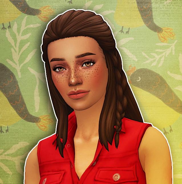 Lola at Miss Ruby Bird image 1342 Sims 4 Updates