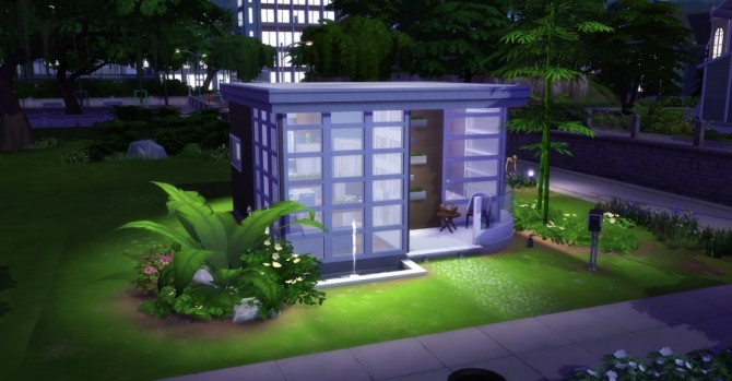 Lumie house by Chanchan24 at Sims Artists image 1343 670x349 Sims 4 Updates
