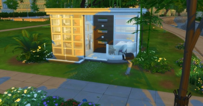 Lumie house by Chanchan24 at Sims Artists image 1353 670x349 Sims 4 Updates