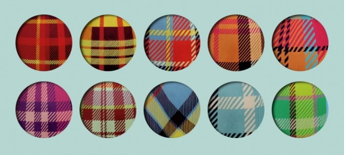 Plaid coats for kids at Miss Ruby Bird image 1442 670x302 Sims 4 Updates