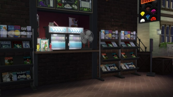 Bayview Cafe at ShojoAngel image 1519 670x377 Sims 4 Updates