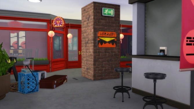Bayview Cafe at ShojoAngel image 1523 670x377 Sims 4 Updates