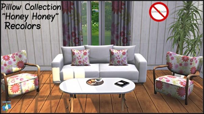 Honey Collection pillows at TaTschu`s Sims4 CC image 1533 670x377 Sims 4 Updates