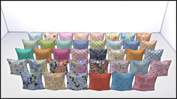 Honey Collection pillows at TaTschu`s Sims4 CC image 1543 670x377 Sims 4 Updates