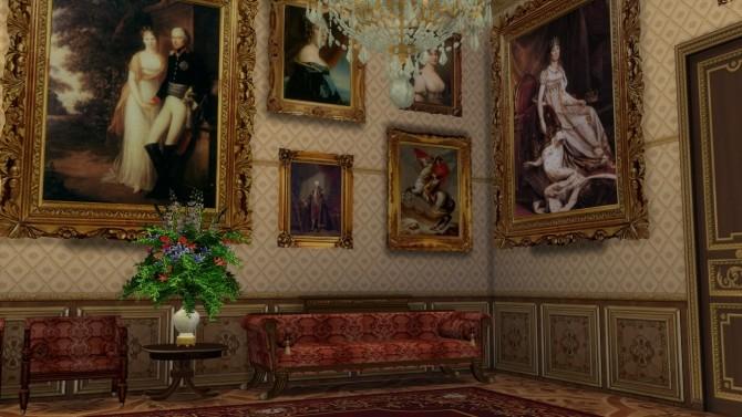 Regency Living Set at Regal Sims image 1554 670x377 Sims 4 Updates