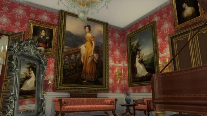 Regency Living Set at Regal Sims image 1574 670x377 Sims 4 Updates