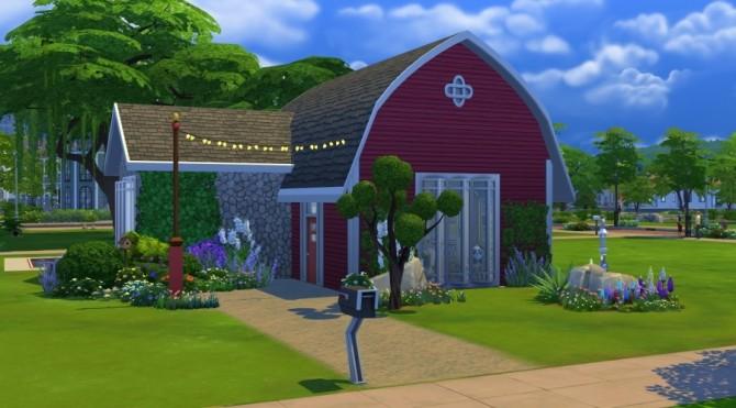 Renovated barn by Fuyaya at Sims Artists image 1575 670x371 Sims 4 Updates