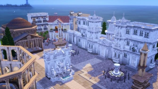 Little Rome Italy at Akai Sims – kaibellvert image 1592 670x377 Sims 4 Updates