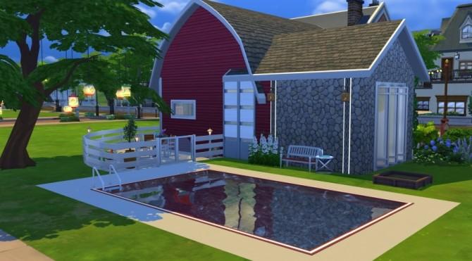 Renovated barn by Fuyaya at Sims Artists image 1594 670x371 Sims 4 Updates