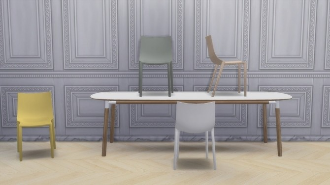BO CHAIR at Meinkatz Creations image 1604 670x377 Sims 4 Updates