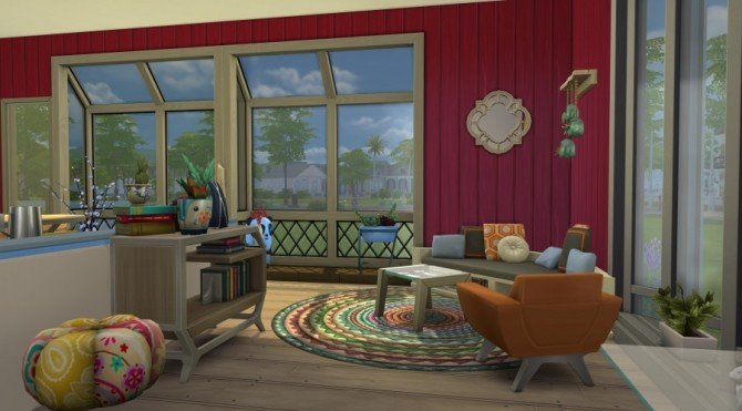 Renovated barn by Fuyaya at Sims Artists image 1605 670x371 Sims 4 Updates