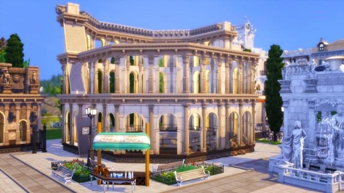 Little Rome Italy at Akai Sims – kaibellvert image 1615 670x377 Sims 4 Updates
