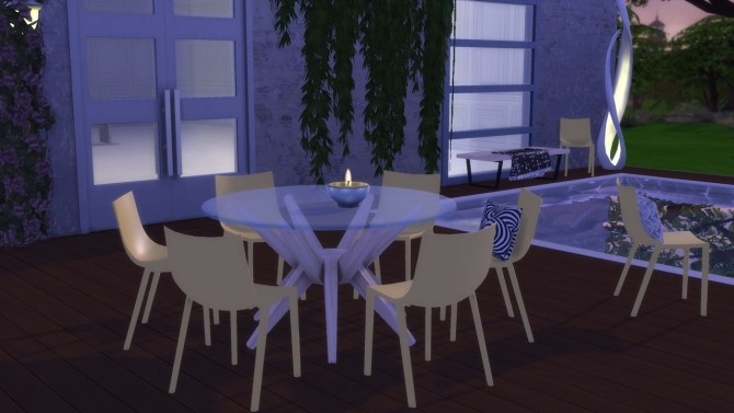 BO CHAIR at Meinkatz Creations image 1618 670x377 Sims 4 Updates