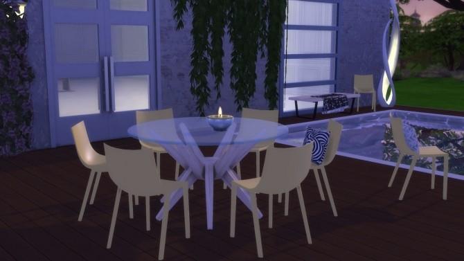 Sims 4 BO CHAIR at Meinkatz Creations