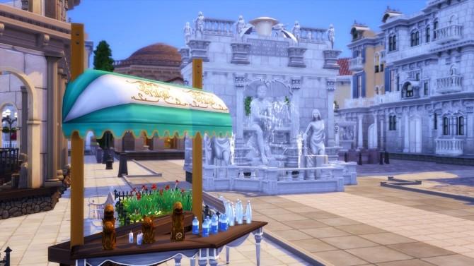 Little Rome Italy at Akai Sims – kaibellvert image 1633 670x377 Sims 4 Updates