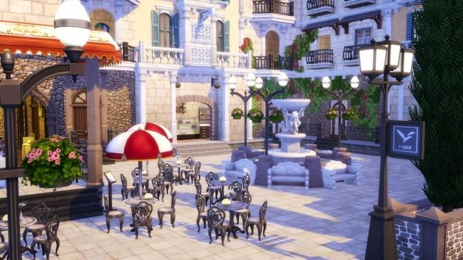 Little Rome Italy at Akai Sims – kaibellvert image 1643 670x377 Sims 4 Updates