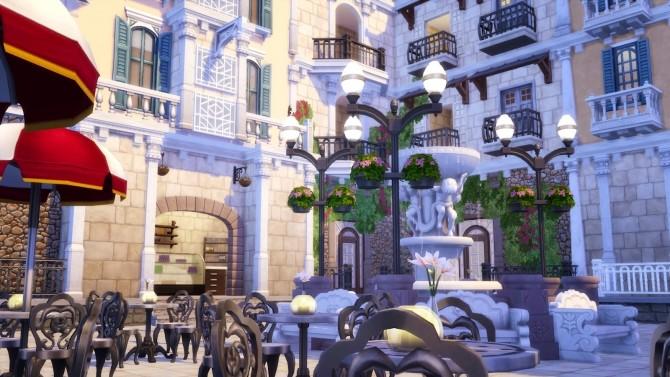 Little Rome Italy at Akai Sims – kaibellvert image 1653 670x377 Sims 4 Updates