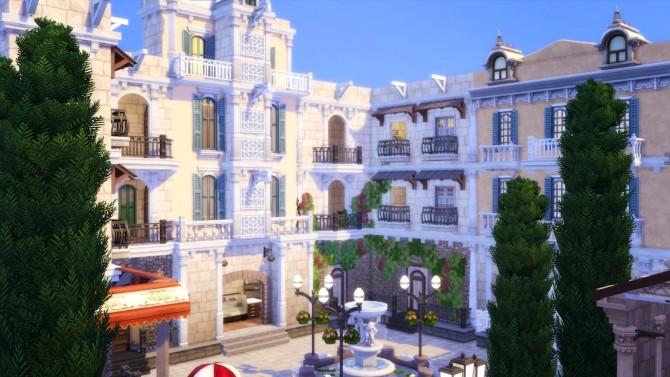Little Rome Italy at Akai Sims – kaibellvert image 1663 670x377 Sims 4 Updates