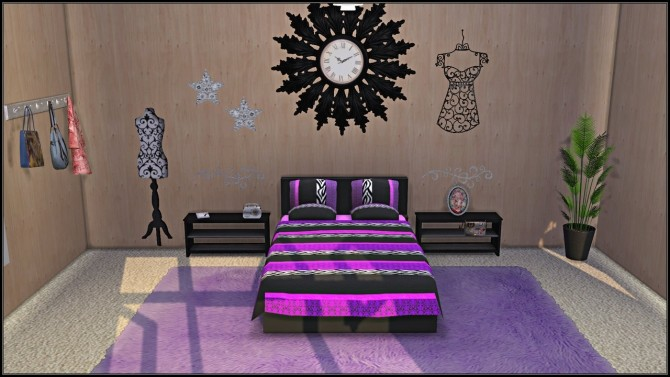 Ladies Night 30 Wall Decals at TaTschu`s Sims4 CC image 1911 670x377 Sims 4 Updates
