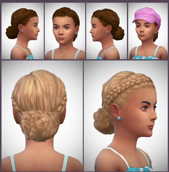 Little Josies Braids at Birksches Sims Blog image 1952 Sims 4 Updates