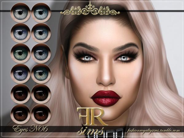 FRS Eyes N06 by FashionRoyaltySims at TSR image 204 Sims 4 Updates