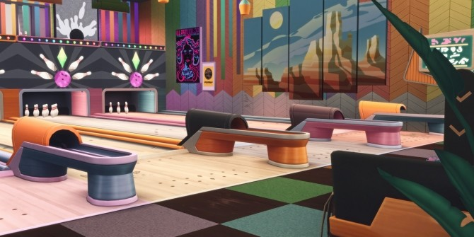 SKATE, RATTLE & ROLL club at Picture Amoebae image 2041 670x335 Sims 4 Updates