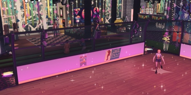 SKATE, RATTLE & ROLL club at Picture Amoebae image 2061 670x335 Sims 4 Updates