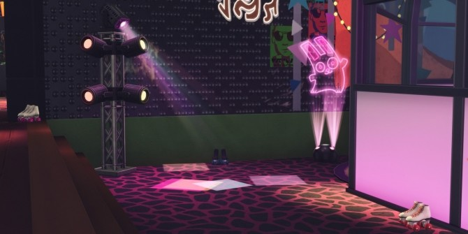 SKATE, RATTLE & ROLL club at Picture Amoebae image 208 670x335 Sims 4 Updates