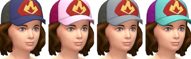Scouts Uniform & Caps at Marvin Sims image 2091 670x208 Sims 4 Updates