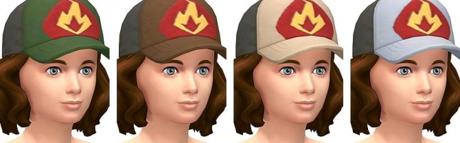 Scouts Uniform & Caps at Marvin Sims image 2101 670x208 Sims 4 Updates