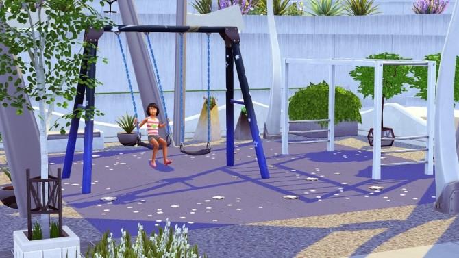 Sims 4 Uptown Splash Park at Jenba Sims