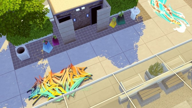 Uptown Splash Park at Jenba Sims image 2261 670x377 Sims 4 Updates
