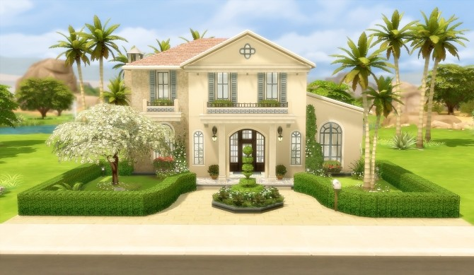 House 49 Oasis Springs at Via Sims image 2291 670x389 Sims 4 Updates