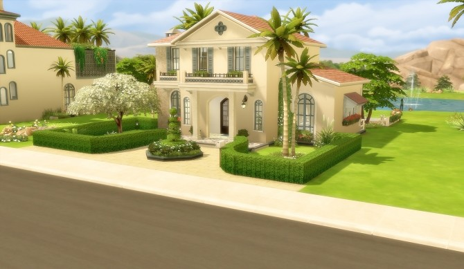 House 49 Oasis Springs at Via Sims image 230 670x389 Sims 4 Updates